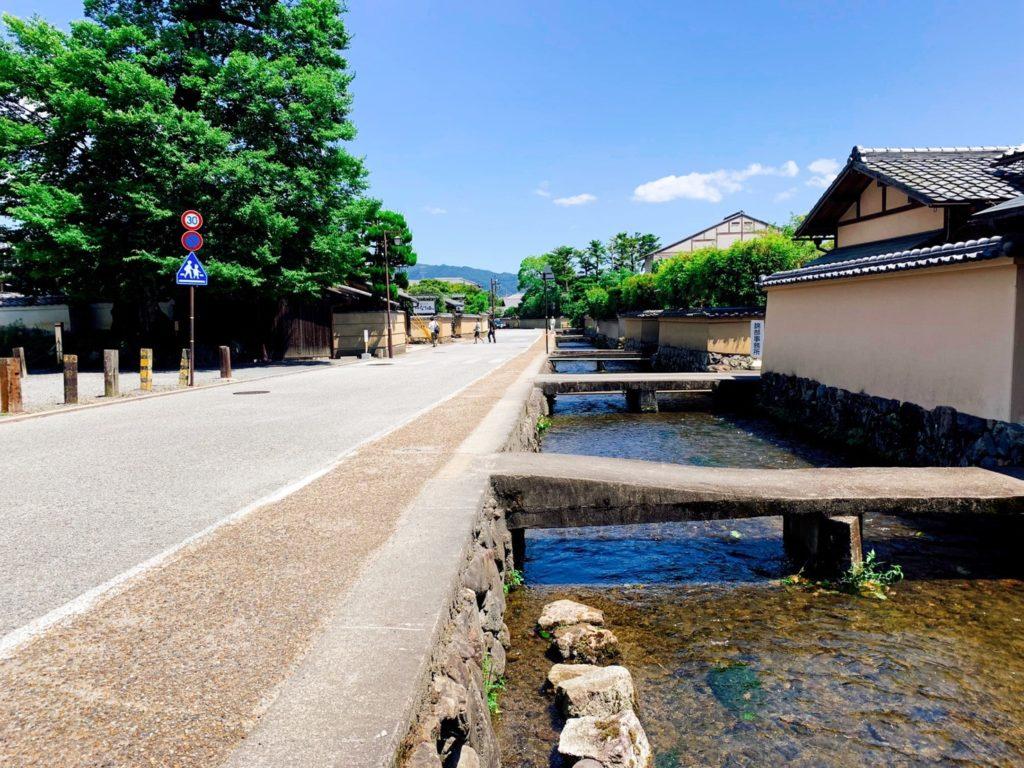 上賀茂神社 社家町