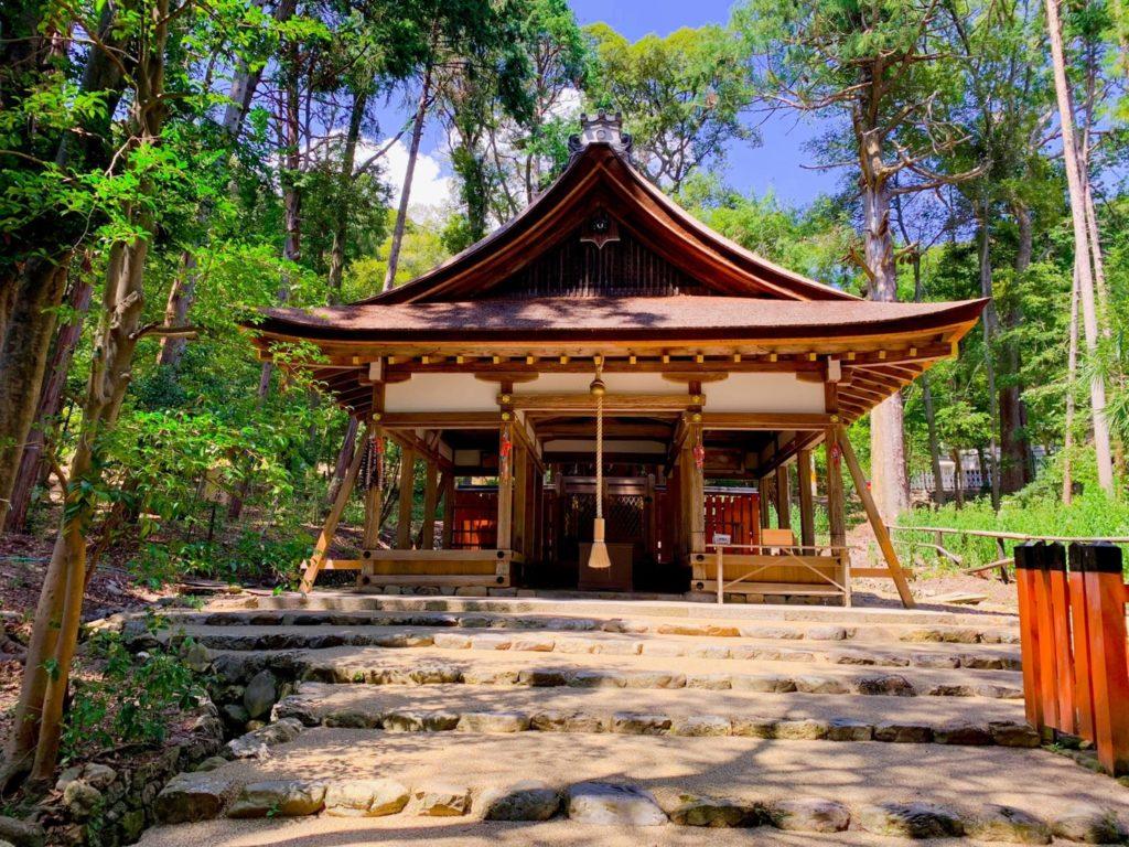 大田神社 本殿