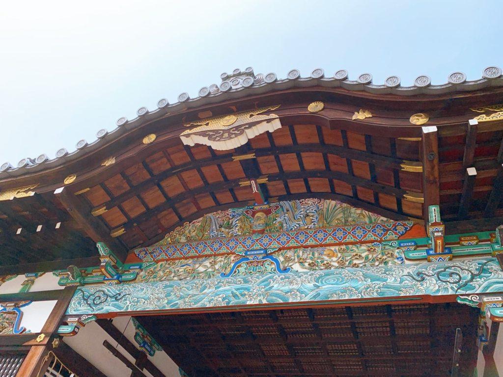 御香宮神社 桃山様式